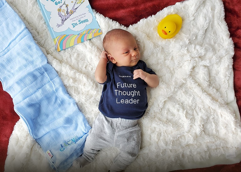 Meet one of our Future Thought Leaders