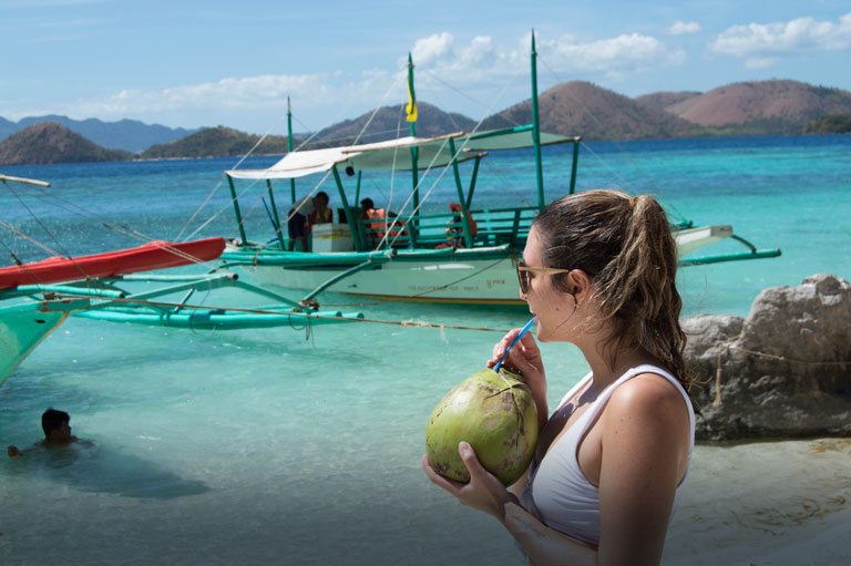 Vacation in the Philippines