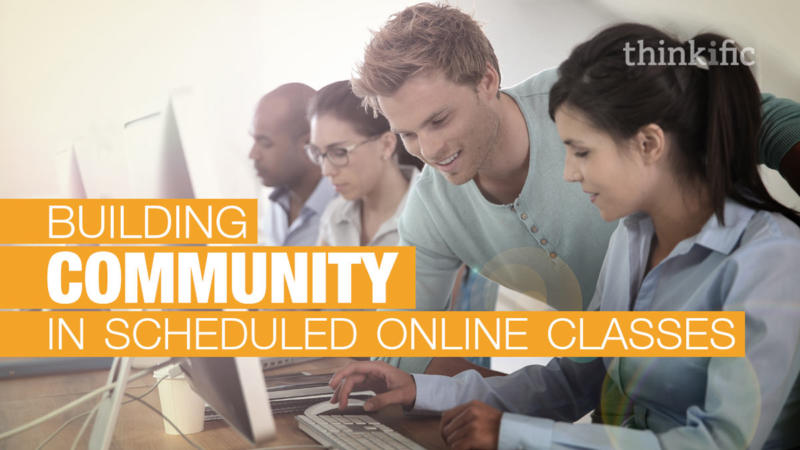 community-online-classes