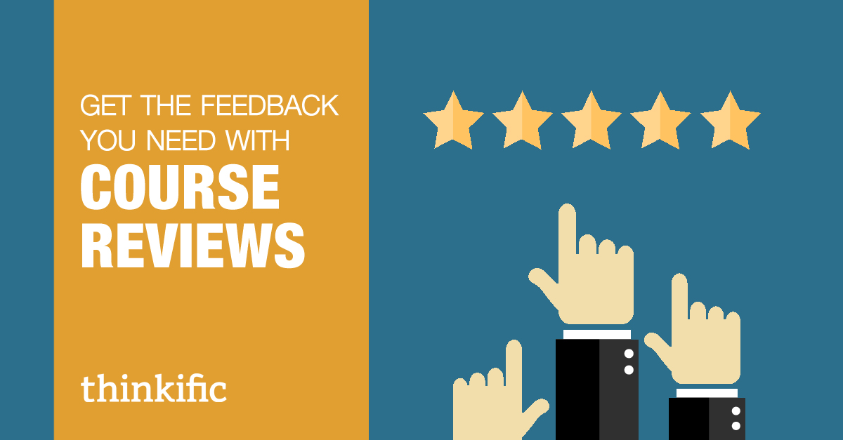 New Online Course Reviews with Thinkific