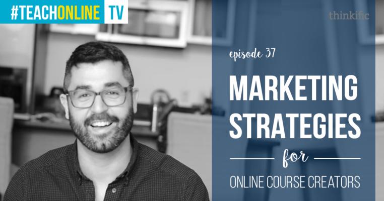 Ryan Stewart: Advanced Marketing Strategies For Online Course Creators   Thinkific