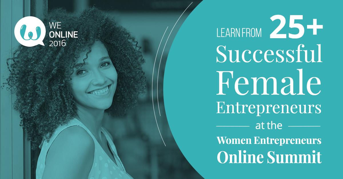 Women Entrepreneurs Online Summit 2016