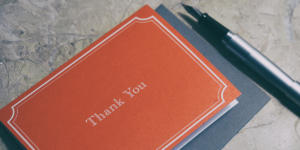 Say Thanks to Your Online Course Students with Handwritten Cards