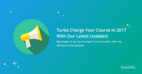 New Thinkific Features for Course Creators