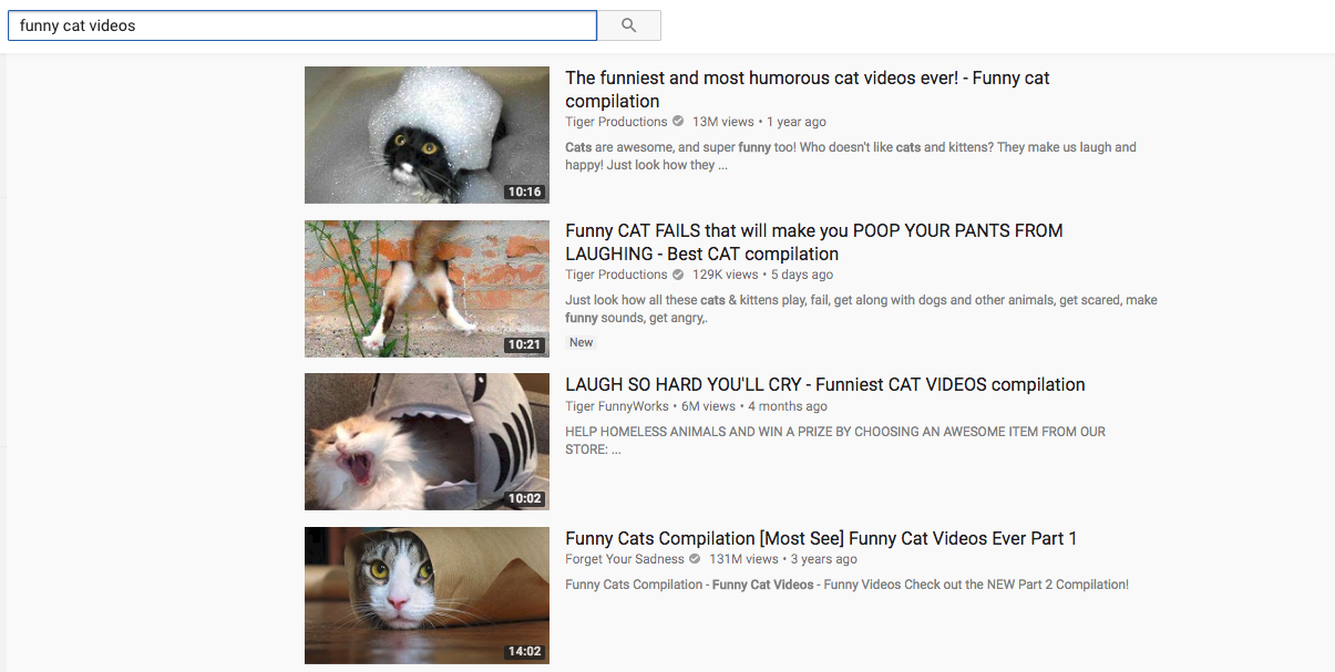 Youtube Marketing Guide - Funny Cat Videos YouTube