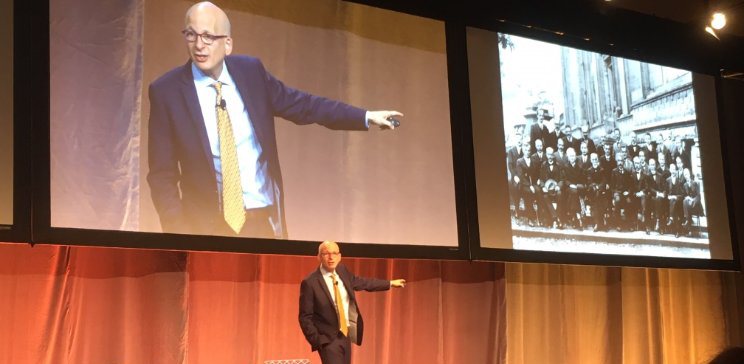 Seth Godin Speaking Presentation