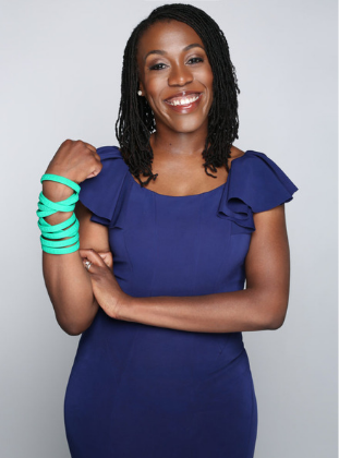 "Tiffany ""The Budgetnista"" Aliche, Founder of Live Richer Academy"