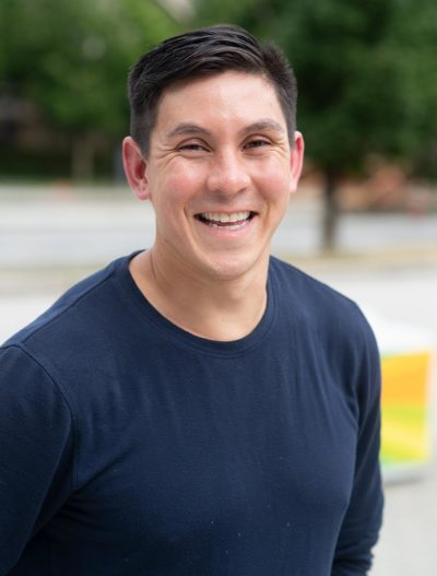 Jason Yee, founder of Train 2.0 hockey academy