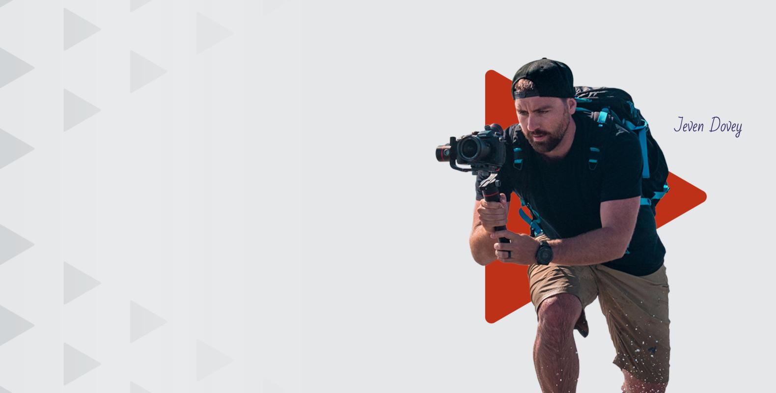 Jeven YouTube Creator Summit