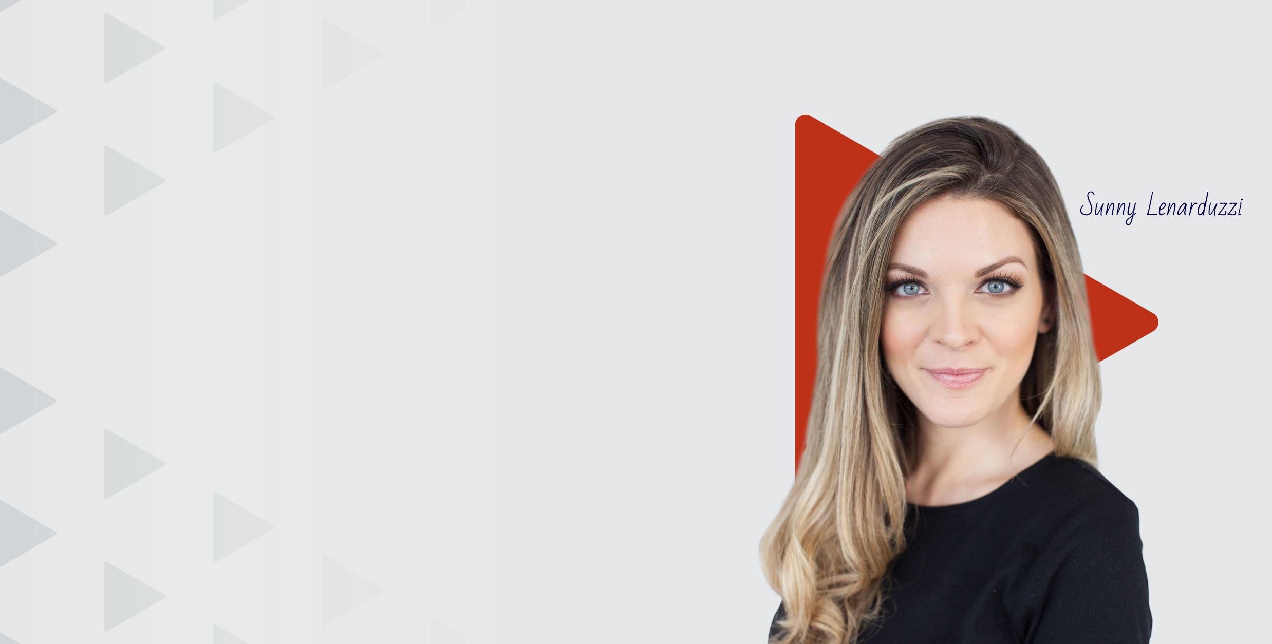 SunnyLenarduzzi YouTube Creator Summit