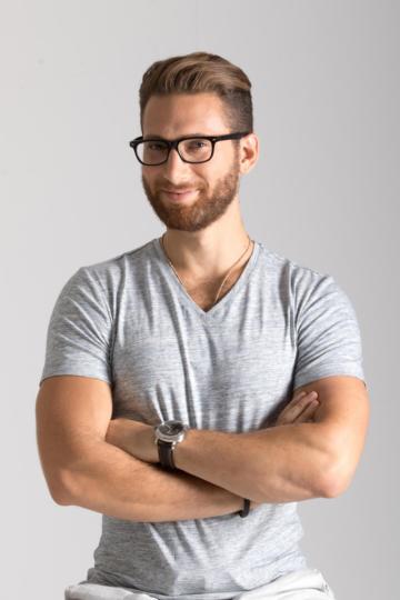 Jonathan Levi, TEDx Speaker, memory and learning expert
