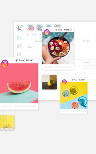 Later is a leading Instagram marketing and scheduling platform
