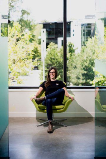 Kate Klassen, Co-founder of Coastal Drone Co.