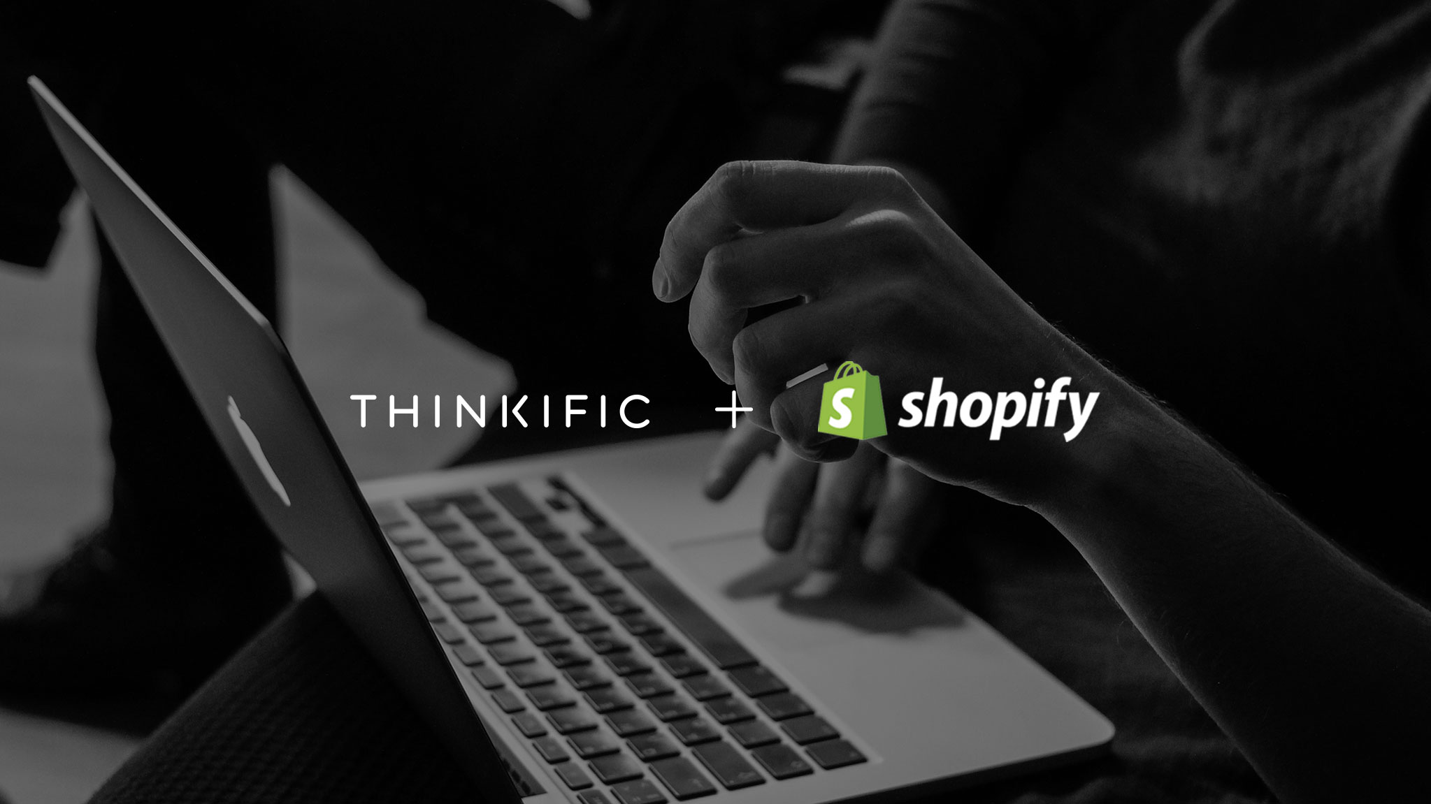 Thinkific + Shopify