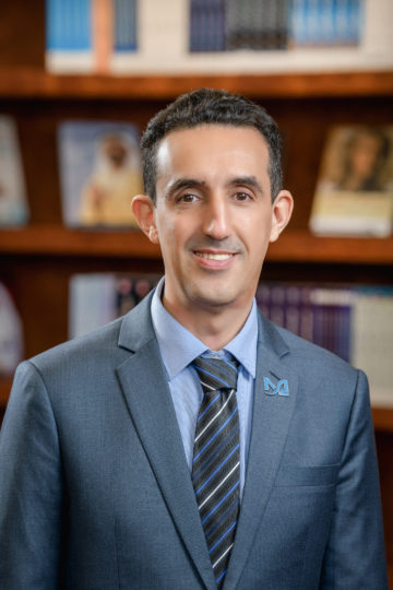 Nabil Zary, Director of the Institute for Excellence in Health Professions Education, MBRU