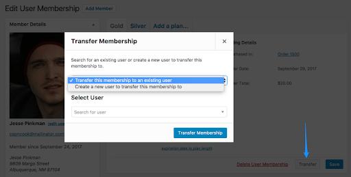 Woocommerce Membership Screenshot