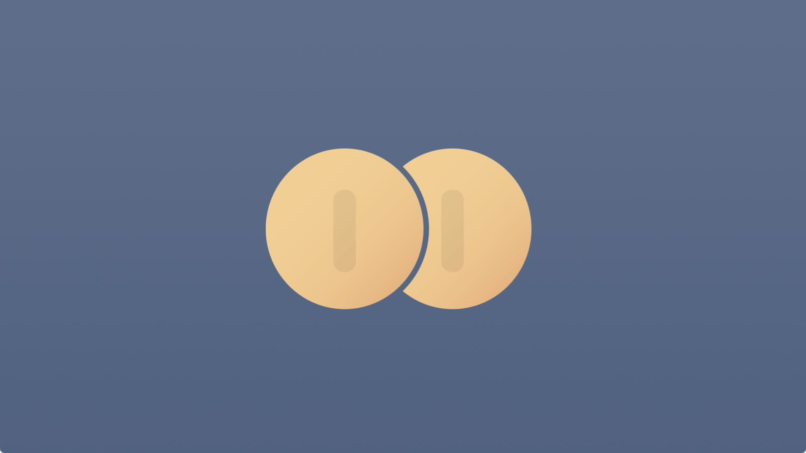Two coins, representing gamification rewards