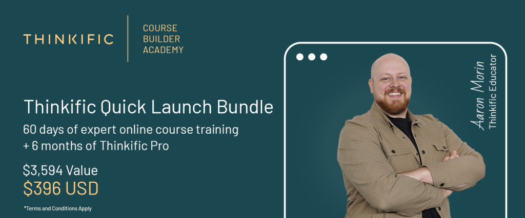 Thinkific Course Builder Academy